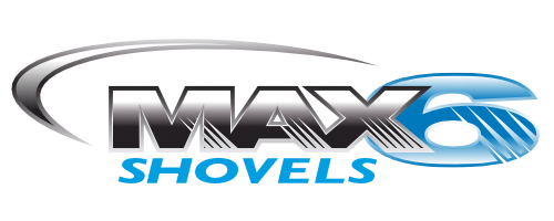 Max 6 Shovels logotyp
